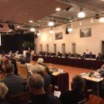 Raadsvergadering 1