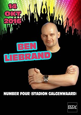 Ben Liebrand - Number Four